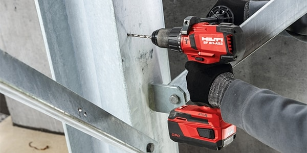 High performance drilling with the SF 6(H)-A22